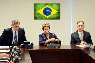 Rousseff propose un plebiscite par reformer le politik brasilian