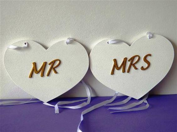 Duas placas decorativas formato coração | Neiva Artes em MDF | Elo7
