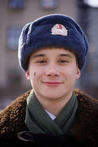 ˚Russian soldier - Irkutzk, Buryat, Siberia, Russia