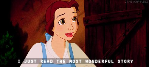 beauty and the beast animated GIF