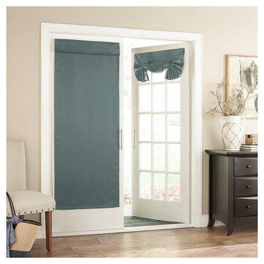 Tricia Room Darkening Door Panel Eclipse 26 X 68 Target