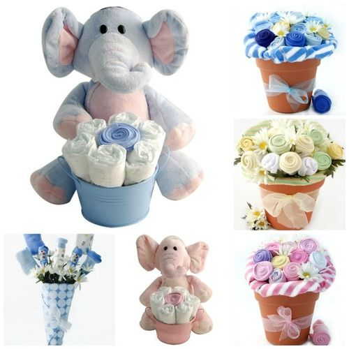 Unique Baby Gift Ideas For Boy : Unique baby gifts for boys girls all diaper cakes