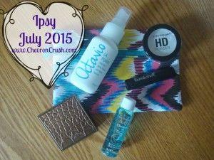 Ipsy – July 2015