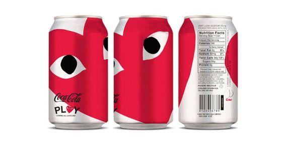 coke + comme des garcons