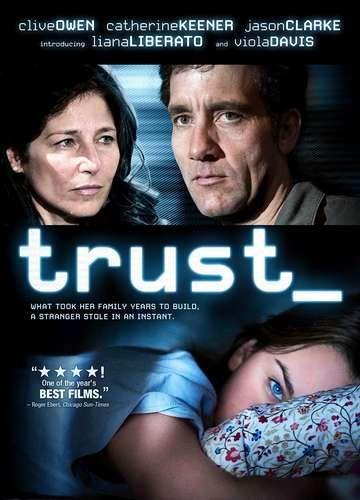 Изтегли субтитри за филма: Доверие / Trust (2010). Намерете богата видеотека от български субтитри на нашия сайт.