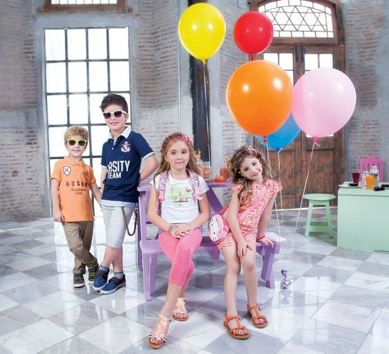 Junior Kids wear Outfitters Spring Dresses 2014 2 Junior Kids wear Outfitters Spring Dresses 2014