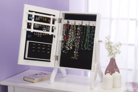 Mirror Armoire Offer    Please enter your Groupon voucher code:         Elegant Homes Jewellery Mirror Armoires    Large Mirror Armoire