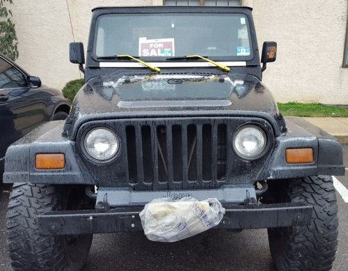 Jeep Rubicon Recon Edition With Rhino Rack Backbone System And