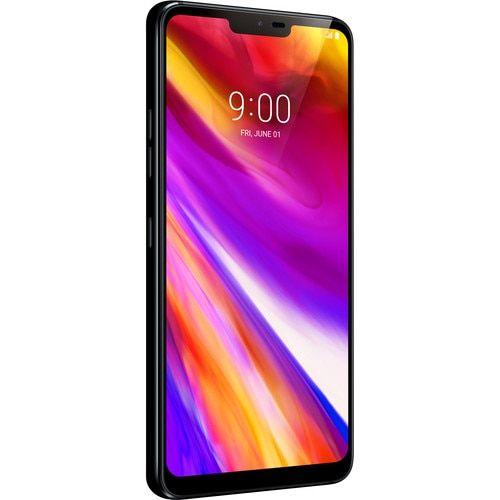 Lg G7 Thinq 64gb Smartphone Factory Unlocked Black Gray Verizon Phones Lg Phone Unlocked Cell Phones