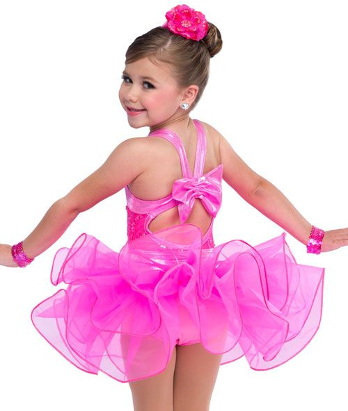 Baju Dance Anak Perempuan