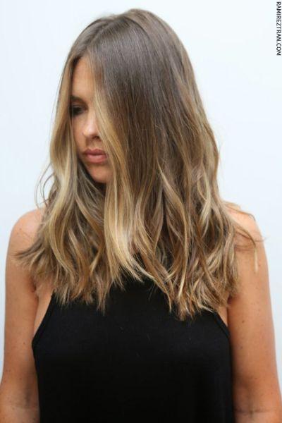Bronde Hair Trend