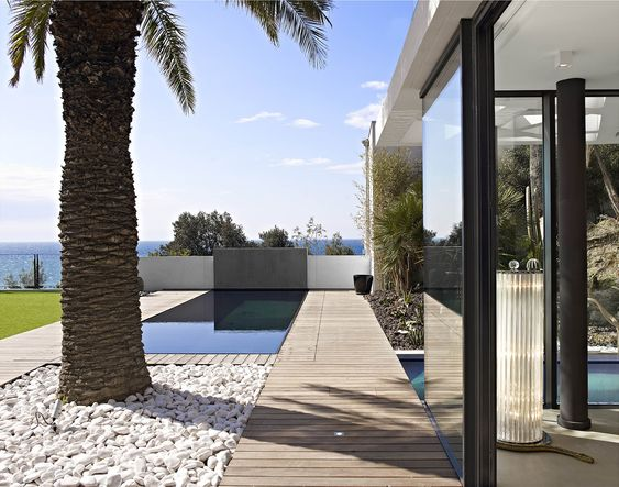 Villa Ric - ToGu Architecture French Riviera Photography by Jean-Michel Sordello