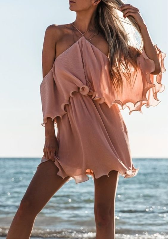 Cool Summer Dress for Teens