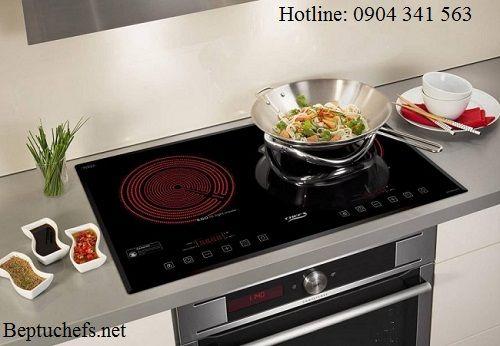 Vì sao nên chọn mua bếp điện từ Chefs EH MIX321