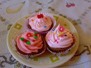 Cupcake de Brownie
