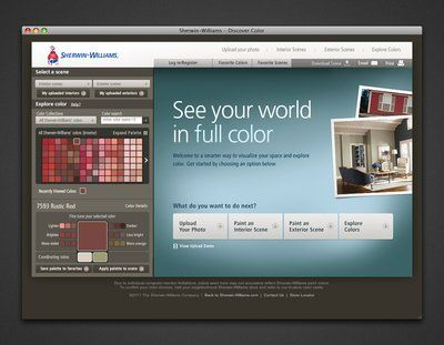 Pinterest the world s catalog of ideas - Online exterior paint visualizer ideas ...
