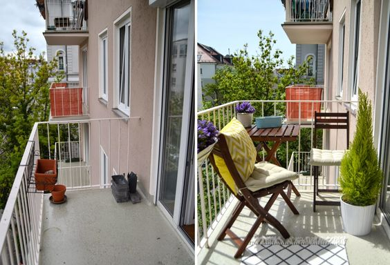 before after balcony - Pesquisa Google