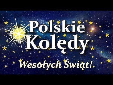 Cicha Noc Zestaw 40 Minut Koledy Polskie Youtube Christmas Songs For Kids Silent Night Lyrics To Learn