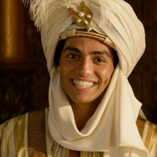 Principe Ali Aladdin Mena Massoud Aladdin Secret Life Of Pets Aladdin Movie