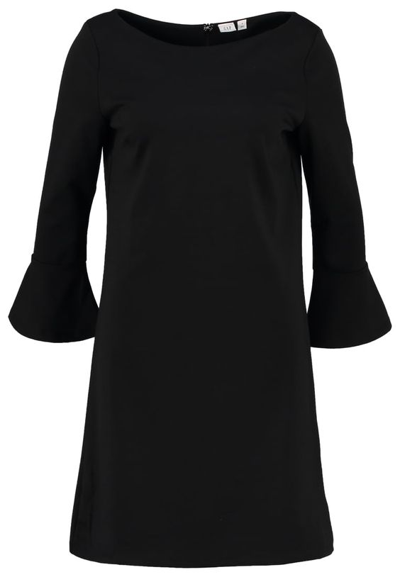 GAP Jerseykleid true black Bekleidung bei Zalando.de | Material Oberstoff: 70% Polyester, 26% Viskose, 4% Elasthan | Bekleidung jetzt versandkostenfrei bei Zalando.de bestellen!