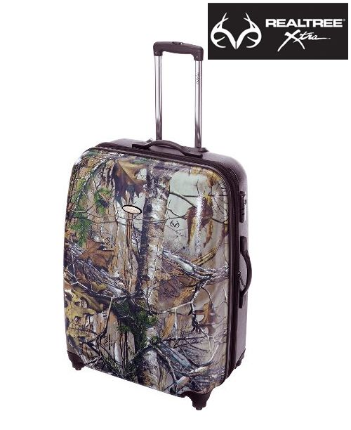 Camouflage Rolling Luggage | Luggage And Suitcases