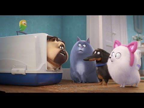 The Secret Life Of Pets 2 Official Trailer Hd Youtube Secret Life Of Pets Secret Life It Movie Cast
