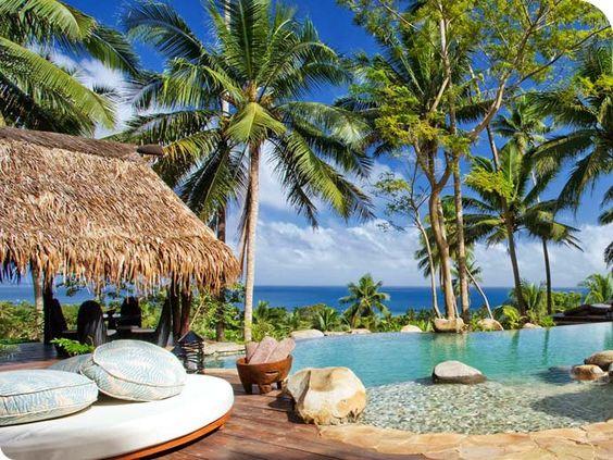 Fiji Islands  - Laucala Island