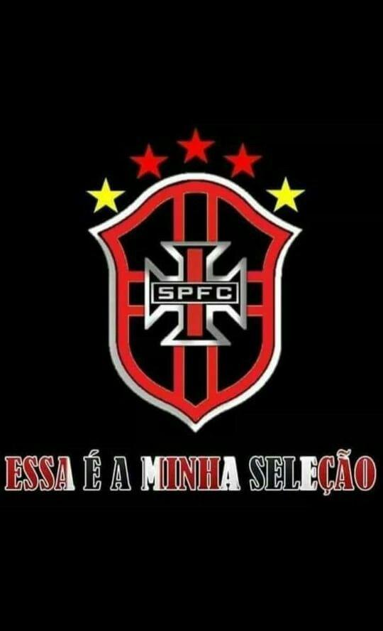 Pin De Nguyen Hung Em Sports Spfc Camisa Do Sao Paulo Tricolor