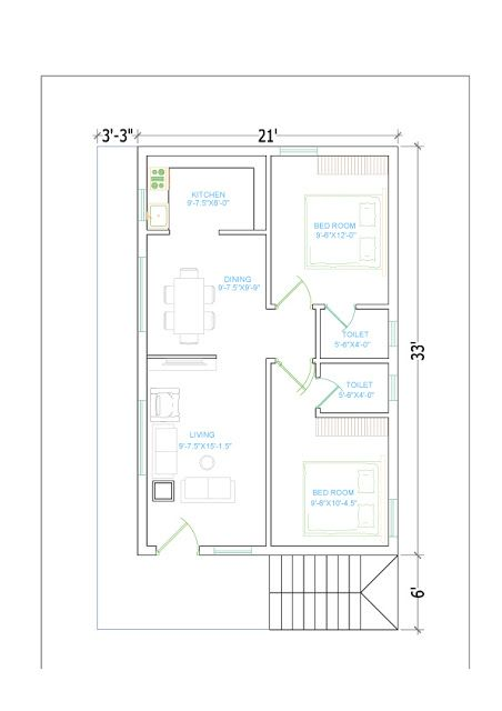 Best Modern Home Elavations And Home Interiors Landscape Designs Bed Room Kitchen Living Room Interior De 20x40 House Plans Indian House Plans 2bhk House Plan