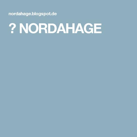 ★ NORDAHAGE