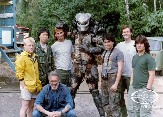 Behind the scenes with the Predator creators.