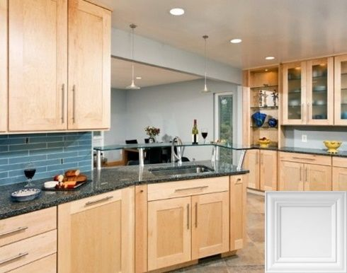 Maple Kitchen Cabinets, Cabinets By Design
