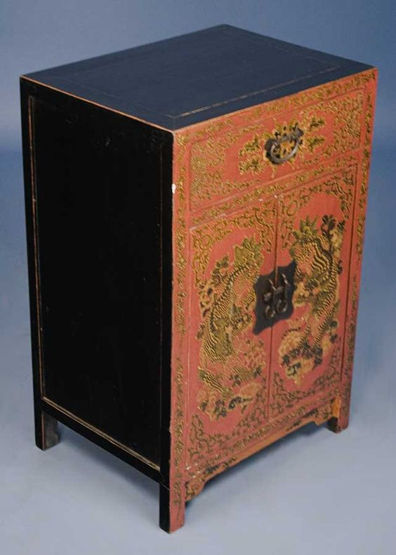 chinoiserie | Antiques : Corner Cabinets and Cupboards : antique , chinoiserie
