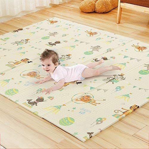 Han Mm Baby Play Mat Folding Baby Care Xpe Playmat Foam Floor Slip
