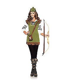 Robin Hood Honey Womens Costume