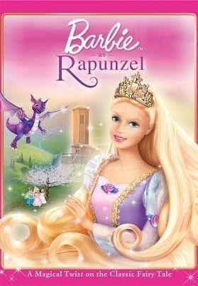 Tangled Sub Indo : tangled, Barbie