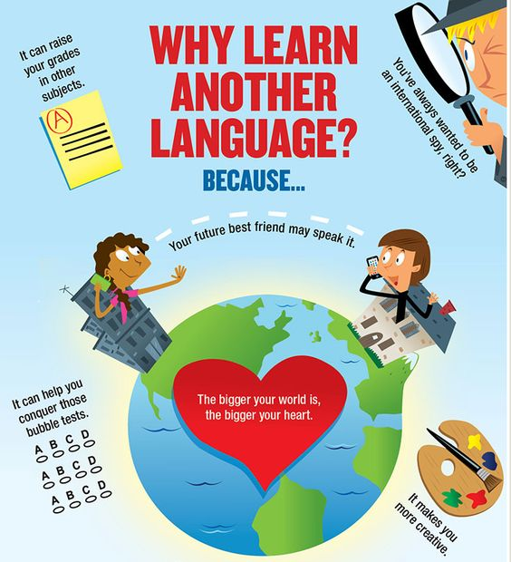 why should students learn foreign languages Debate: compulsory foreign languages in school  when students learn compulsory foreign languages in  teaching foreign languages in schools should not be made.