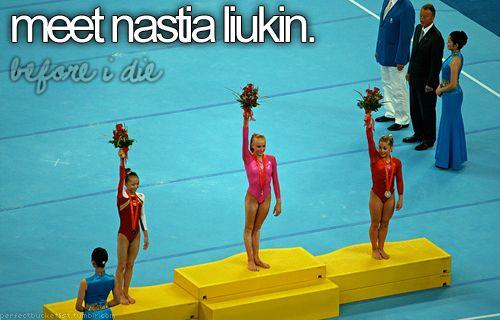 Meet Nastia Liukin