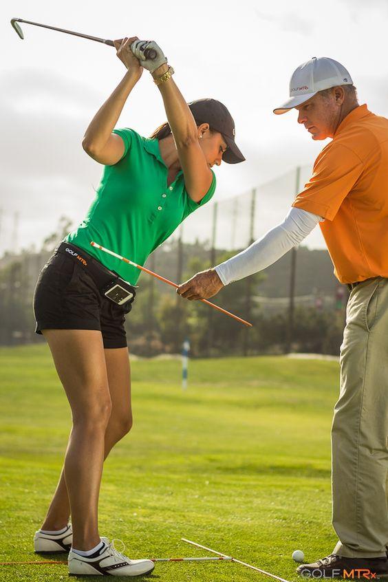 Average Golf Swing Speed Chart