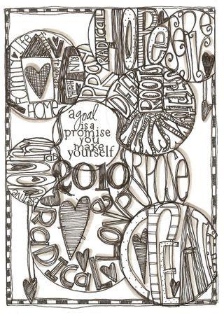 #lettering #art #journal