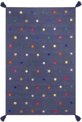 Art for Kids Teppich Stars multicolor » Kinderzimmerteppich - Jetzt online kaufen | windeln.de