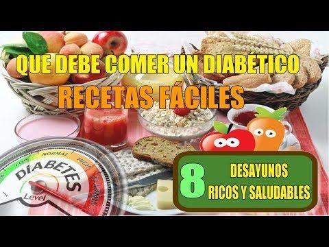 Dieta balanceada para diabeticos