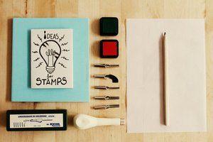 Image of Kit de estampación + clase online