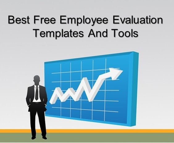 Best Free Employee Evaluation Templates And Tools PPT Pinterest - employee evaluation template free