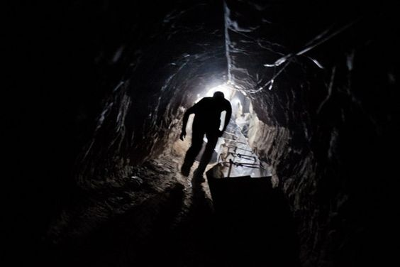 The Tunnels of #Gaza  The tunnels of #Gaza are a lifeline of the underground economy but also a death trap. For many Palestinians, they have come to symbolize ingenuity and the dream of mobility.