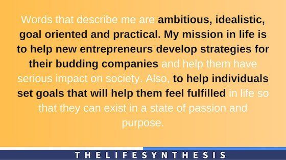 Personal Mission Statement Examples How To Do Them Personal Mission Statement Examples Personal Mission Statement Mission Statement Examples
