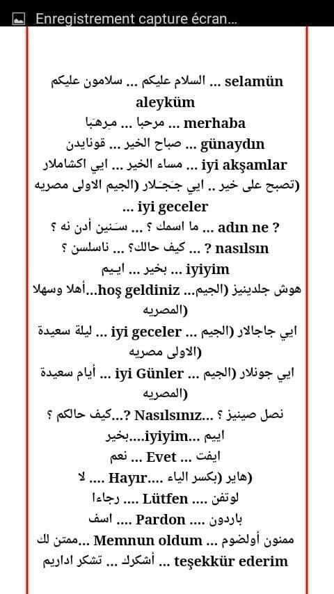 Pin By Nemo On تعليم اللغة التركيه Turkish Language Learn Turkish Learn Turkish Language