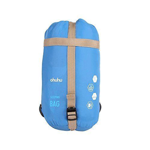 "Ohuhu® 75""x 34"" Sleeping Bag with a Carrying Bag for Temp... https://www.amazon.com/dp/B012VS8J5Q/ref=cm_sw_r_pi_dp_P5XFxbK5D5EYG"