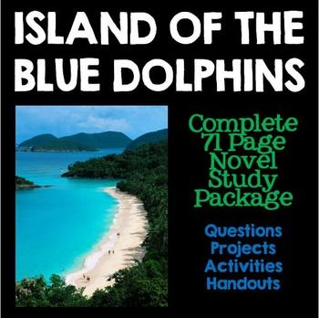 Island of the Blue Dolphins Short Essay Assignments