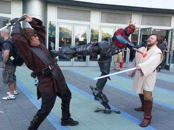 This Clone Wars Darth Maul Cosplay Killed At Star Wars Celebration